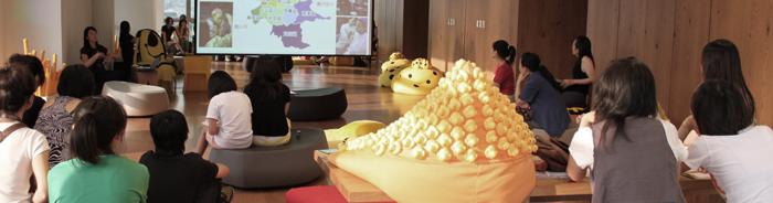 都市酵母講座, city yeast seminar, AGUA Design, 水越設計策劃, PREFER, 溫室小學,                                     明報周刊, 攝影師汪德範, 曼都髮型, 徐秋宜, 東海醫院工作室