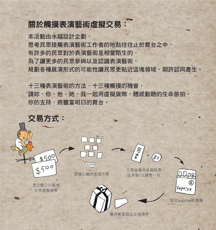 都市酵母, city yeast, 水越設計, 表演藝術, 表演藝術節, art performance, AGUA Design, 華山表演藝術節, 2012