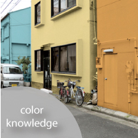 climat japanese street color